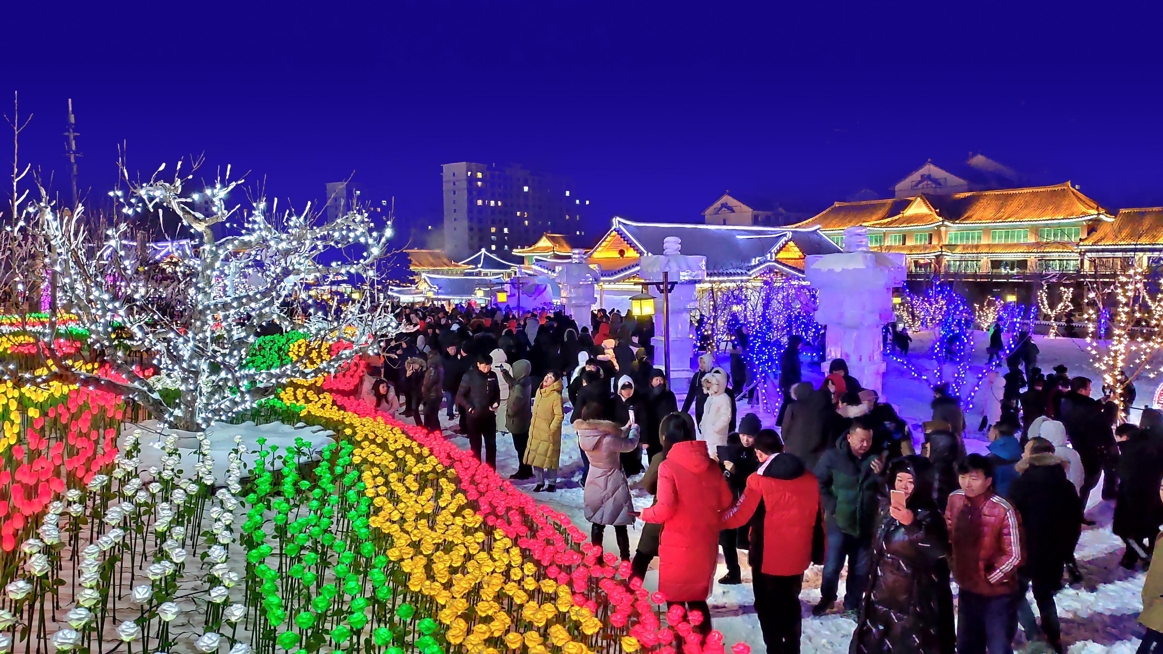 延边·中国朝鲜族民俗园